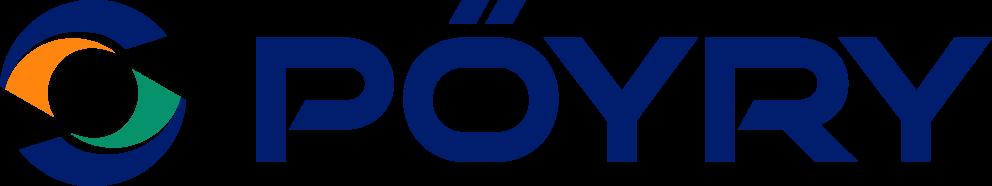 Poyry logo png clr